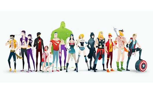 Banda de Supers-heróis - Super Rockers! 2