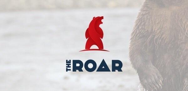 O logotipo mais decepcionante do mundo: o The Roar! 1