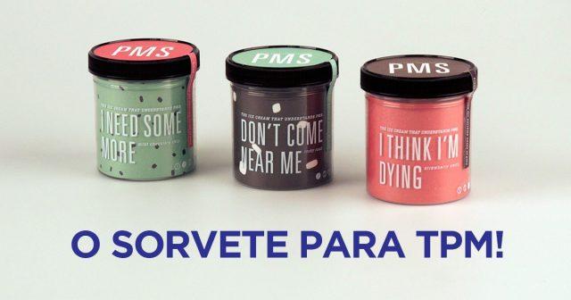 Designer americana cria o SORVETE PARA TPM! 4