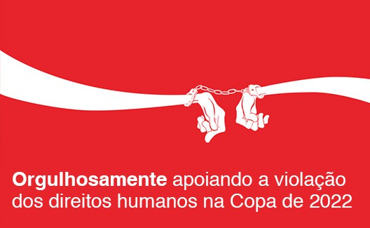 Artistas provocam as marcas patrocinadoras da Copa no Catar (traduzido)! 13