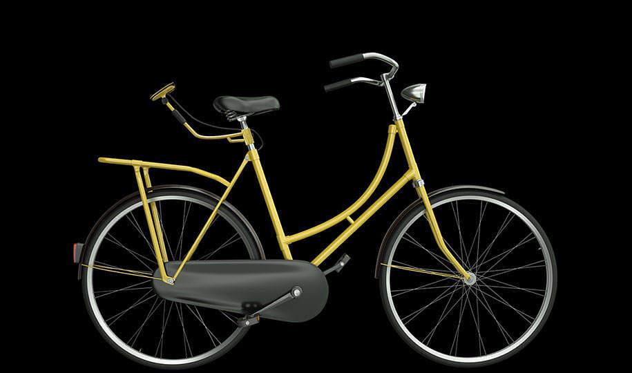Device de bicicleta sinaliza as costas de ciclista 2