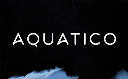 Fonte Gratuita: baixe já a Aquatico Typeface! 2