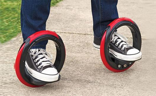 Circular Skate: o redesign de skate com apenas duas rodas! 6
