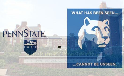 Redesign: Novo logo da Penn State University! 6