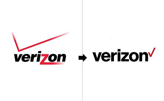 POLÊMICA: Novo logo da Verizon feito pela Pentagram! 1
