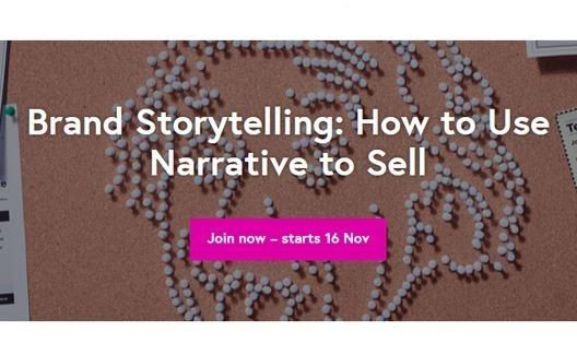 Curso online de Branding Storytelling GRATUITO! 1