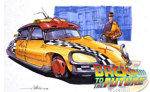 Vitrine 5 fatos sobre a direcao de arte de De Volta para o Futuro 3 futuro inspirado no passado
