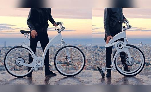 Nova e-bike dobrável resolve todos problemas do dia-a-dia! 2
