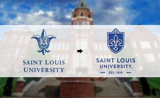 O (in)adequado redesign da Saint Lous University! 3