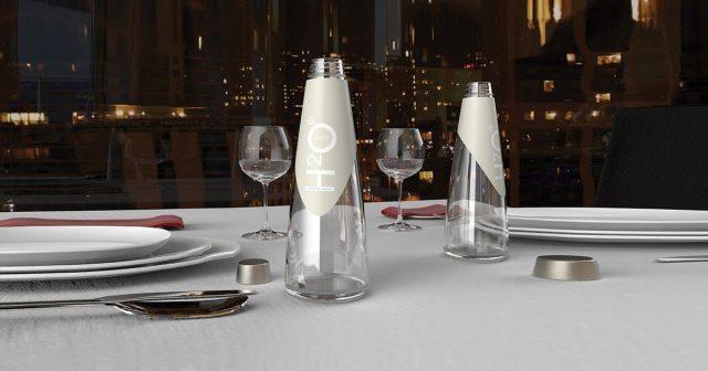 Novo formato de garrafa de água ganha prêmio na Europa! 3