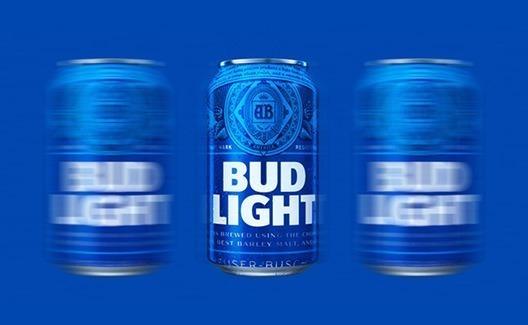 Redesign das latas de Bud Light! 4