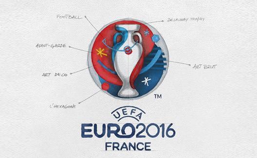 Novo logo da UEFA Euro 2016! 9