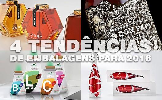 4 tendências de design de embalagem emergentes em 2016! 22