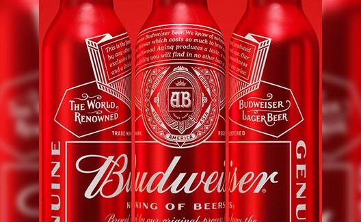 Redesign COMPLETO da Budweiser! 2