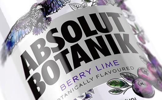 Conheça o design da nova ABSOLUT Botanik (edição limitada)! 2