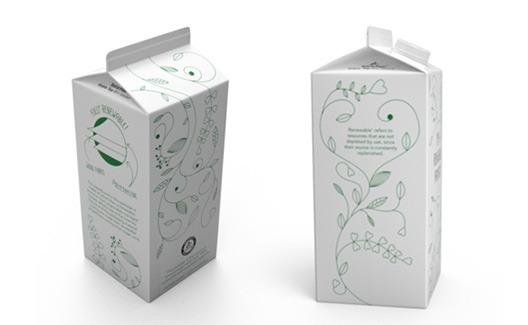 Veja a nova caixa Tetrak Pak 100% reciclável! 3