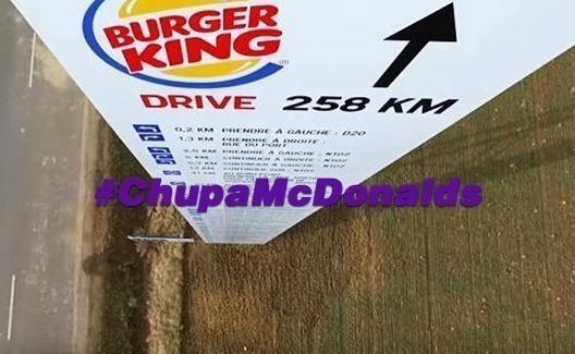 Burger King responde o McDonald's e samba na cara das inimigas! 2