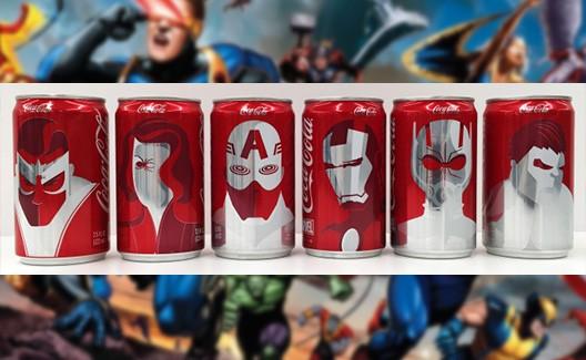 Coca-Cola e Marvel se juntam em comercial no Super Bowl 50! 3