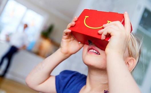 McDonald's lança caixas de McLanches Felizes com Realidade Aumentada! 1
