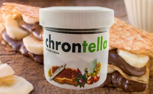 Chrontella: a Nutella com MACONHA vendida no Canadá! 1