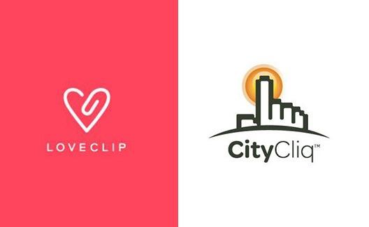 Inspiração: 10 Logotipos criativos ao ponto de dar inveja! 9