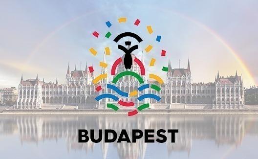 Identidade Visual Completa de Budapeste para Olimpíadas de 2024! 2