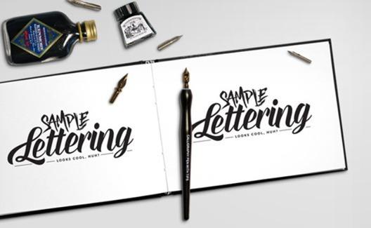 Download de Mockups de Lettering! 2