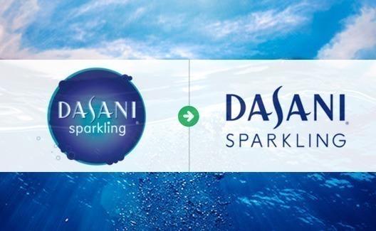 O belo redesign da água Dasani! 1
