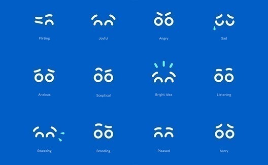 Oslo City Bike revela sistema de logotipos interativos! 1