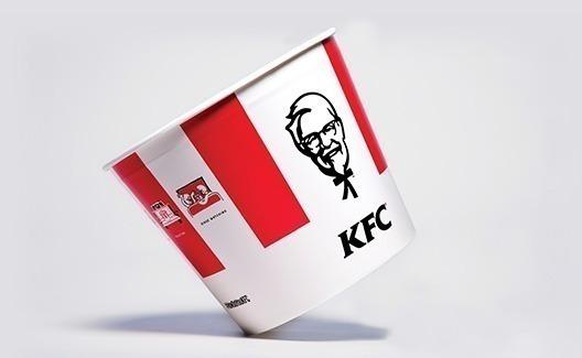 """Rebrand COMPLETO do KFC é implementado sem se importar com o """"cabeção"""". 17"""