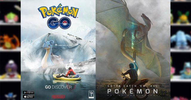 Pokémon GO ganha cartazes alucinantes! 11