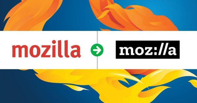 O novo logotipo do Mozilla já foi escolhido! 1