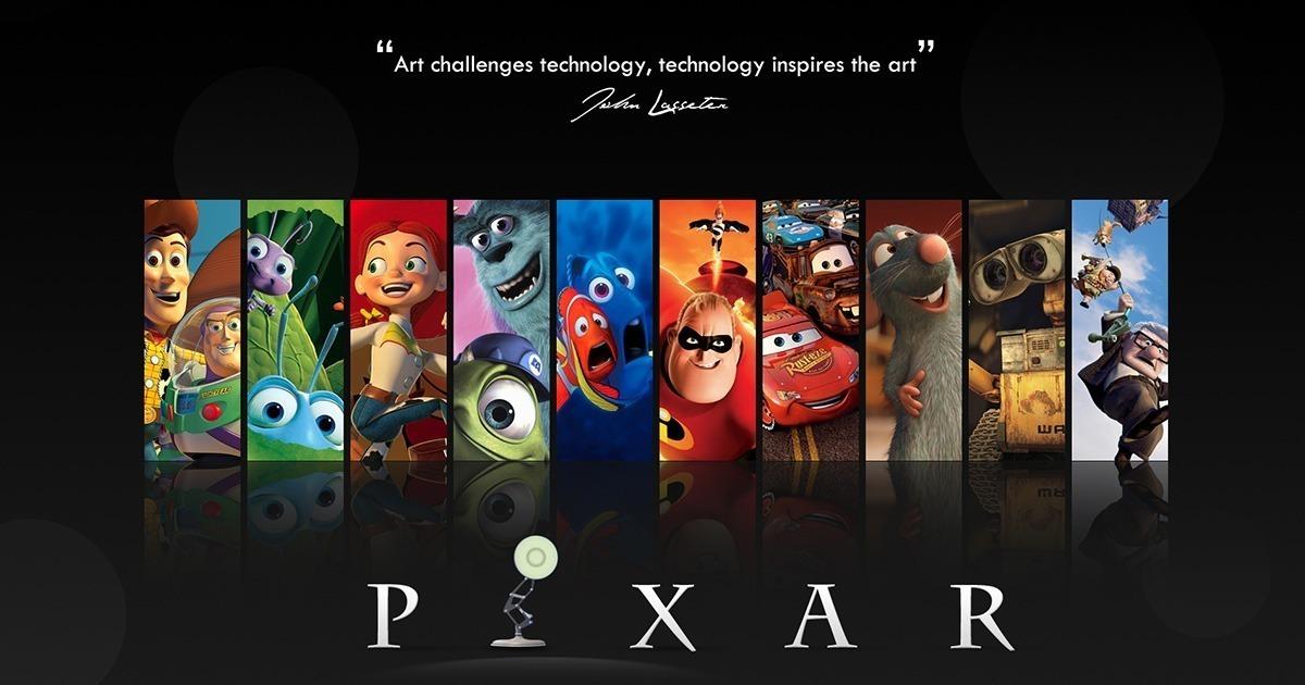 PIXAR lança curso de Storytelling gratuito!