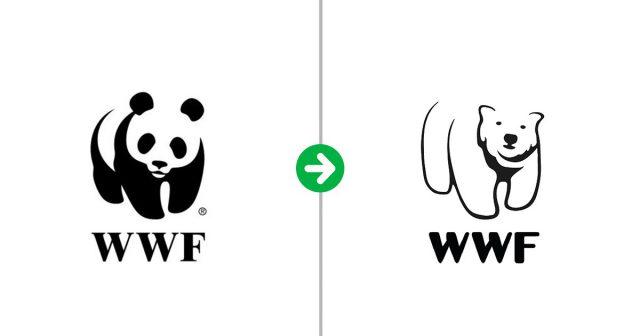 Logotipo conceitual da WWF revoltou o Twitter! 2