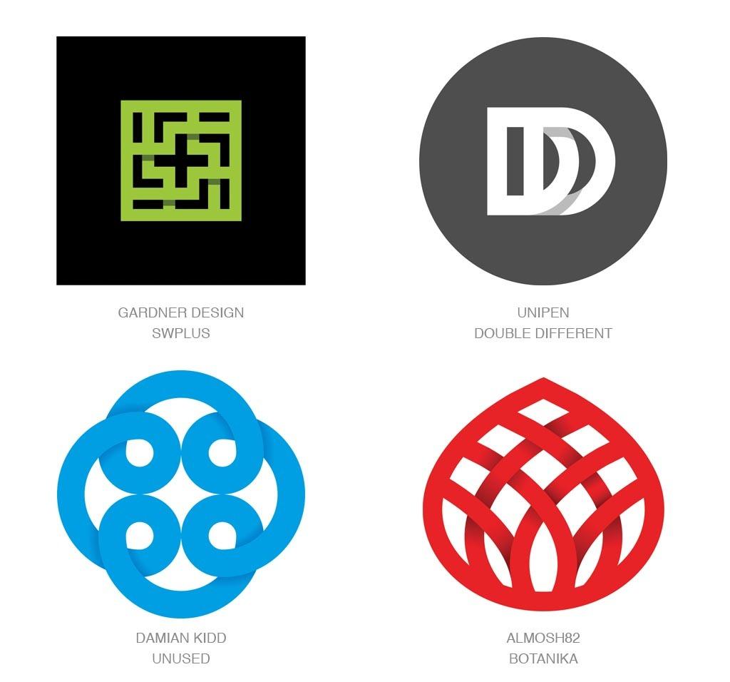 10 Tendências de Logotipos para você se destacar em 2018!