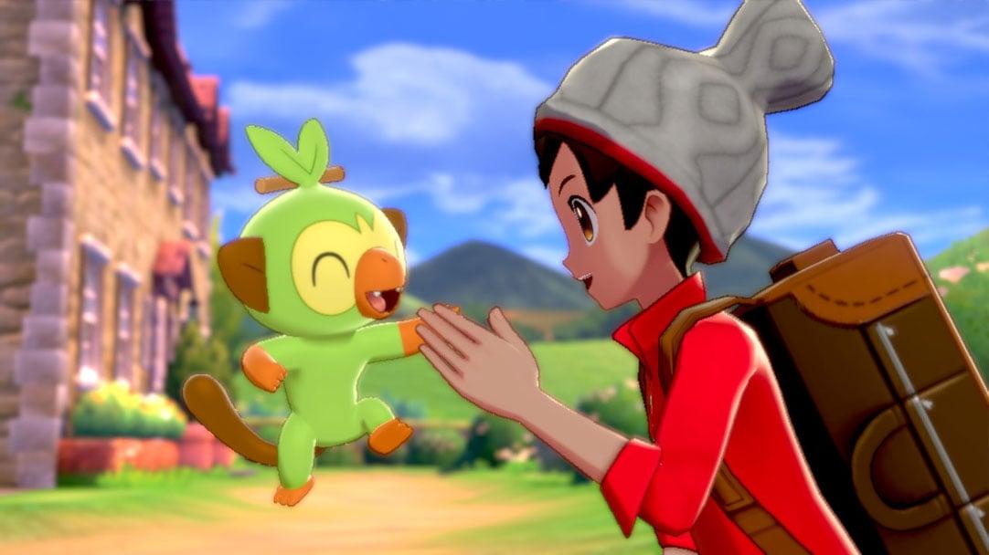 Is Pokemon Sword Shield Worth It A Disappointed Die Hard Fan Review La parte finale delle braccia, i piedi e la zona della bocca sono arancione scuro, mentre intorno agli occhi ha una sorta di. is pokemon sword shield worth it a